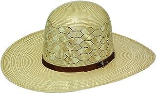 fe0351ba17d Twister Men s 10X Shantung Open Crown Straw Cowboy Hat - T73846