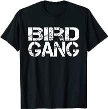 Vintage Bird Gang TShirt Sports Fans of Bird Mascots Teams
