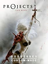Goddesses.(projects).(luis royo libros)