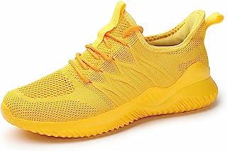 النساء السيدات أحذية التنس الجري المشي أحذية رياضية العمل عارضة مريحة خفيفة الوزن غير زلة رياضة المدربين