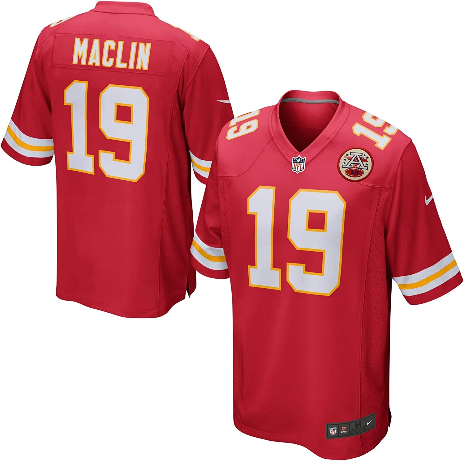 Nike Some reservation Toddlers Kansas City Jeremy #19 Seattle Mall Maclin Jersey Peter Player