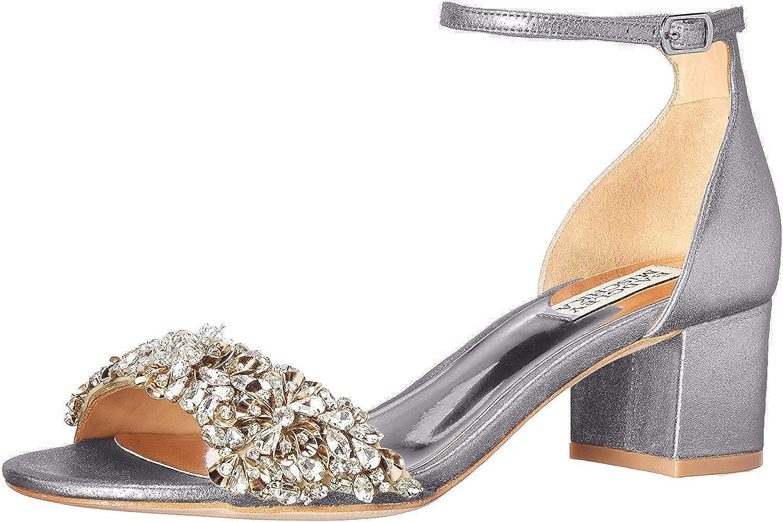Badgley Mischka Popular brand Women's Vega Long-awaited Heeled Ii Sandal
