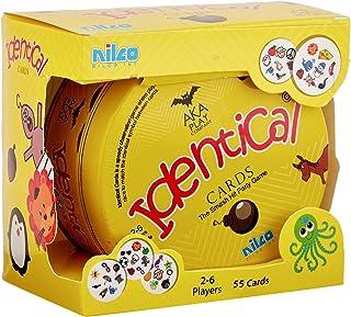 لعبة البطاقات المتطابقة من نيلكو، 55 بطاقة