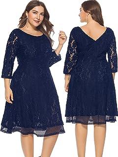 19ab6cede5 Amazon.com: 3/4 Sleeve Women's Cocktail Dresses