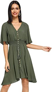 4612aa6ab0 High-Low Women's Dresses | Amazon.com