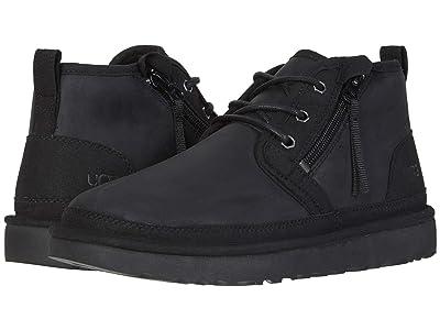 UGG Neumel Zip (Black TNL) Men