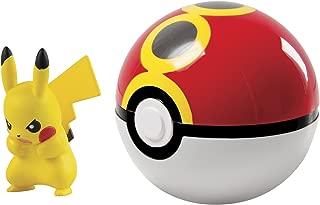 Pokémon Clip 'n' Carry Poké Ball, Pikachu and Repeat Ball