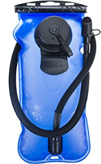 WACOOL 3L 3Liter 100oz BPA Free EVA Hydration Pack Bladder, Leak-Proof Water Reservoir