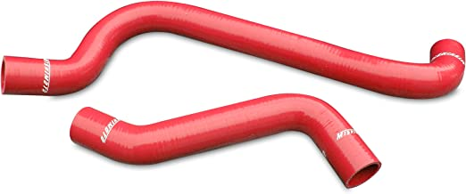 Mishimoto Red Silicone Hose Kit Compatible With Dodge Neon SRT-4 2003-2005 - Part # MMHOSE-NEO-01RD