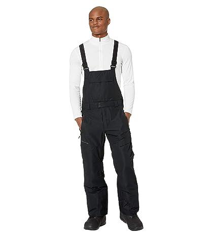 Obermeyer Perseus Bib Pants (Black) Men
