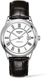 [ロンジン] 腕時計 フラッグシップ 自動巻き L4.974.4.21.2 メンズ 正規輸入品