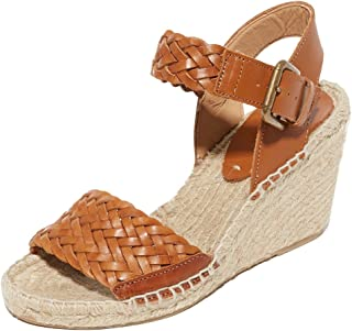 Best soludos open toe wedge leather espadrilles Reviews