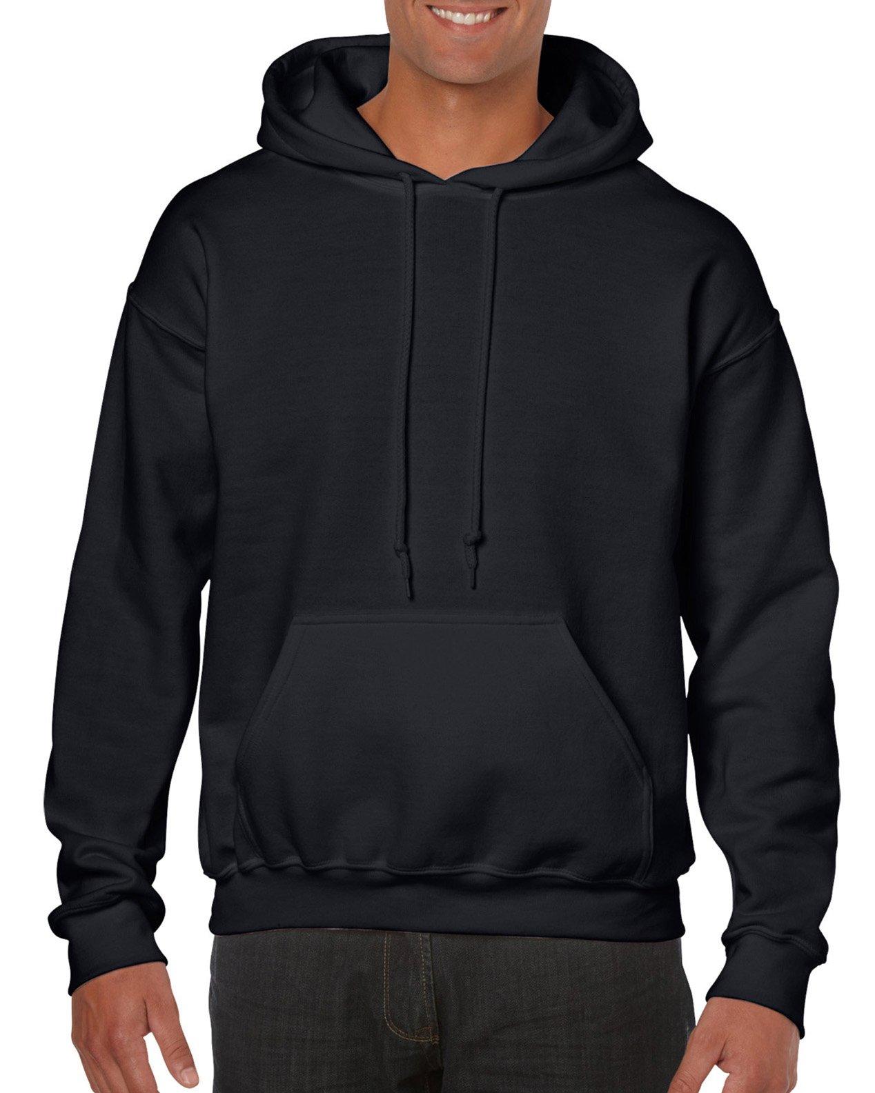 Gildan G18500 Heavy Blend Adult Hooded Sweatshirt L 1 Royal 1 Dark Heather