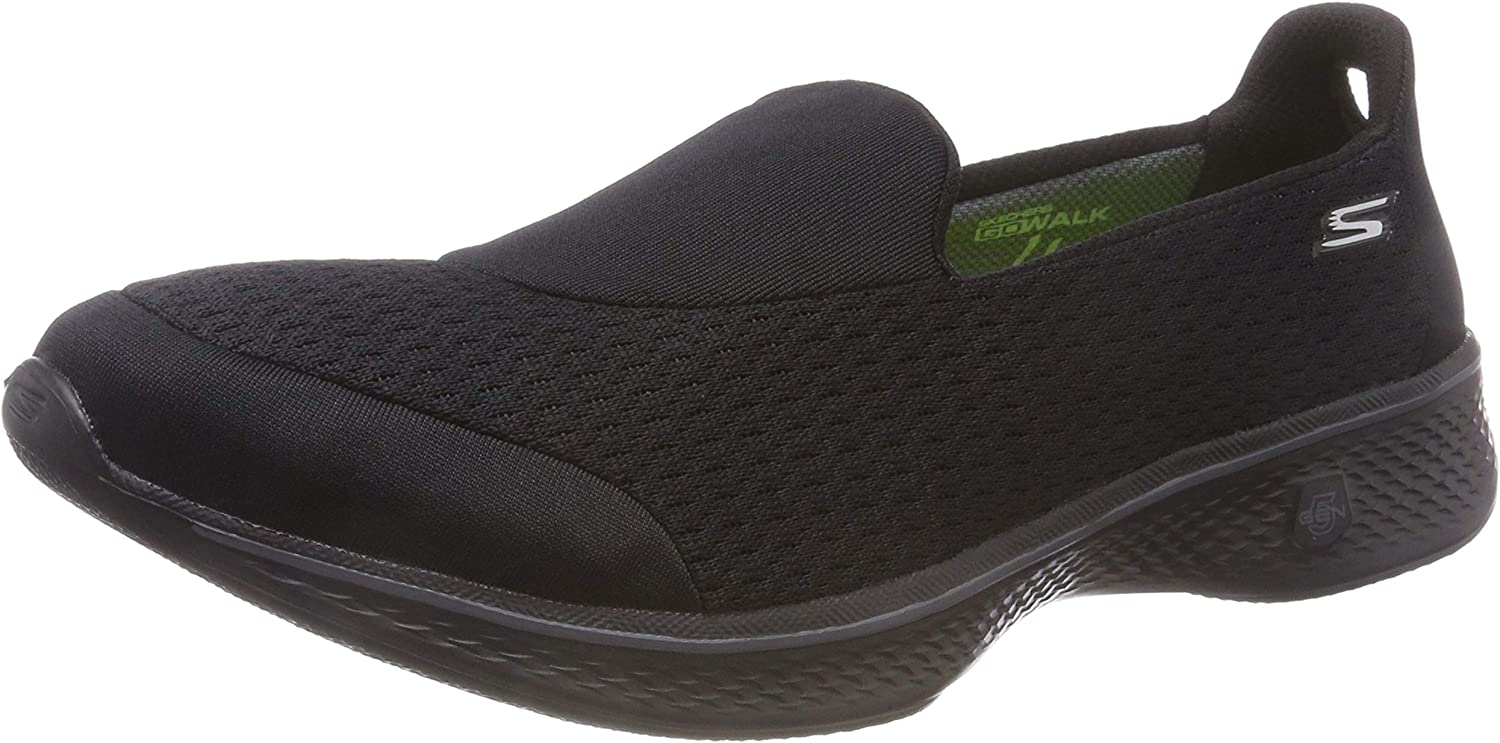 Skechers Women's GO Walk 4 - Pursuit Slip-Ons