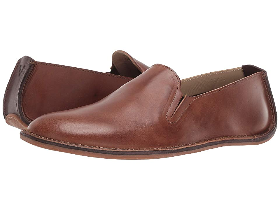 Vivobarefoot Porto Rocker Slip-On (Brown Leather) Men