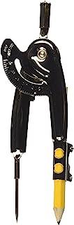 قطب نما بلبرینگ فلزی Westcott با مداد ، نیکل اندود