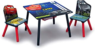 Delta Children Disney Cars 3 Table and Chair Set, Set of 1