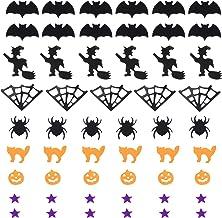 CLISPEED Creative Halloween Party Confetti Props Festival Props Scene Decors 5 Bags