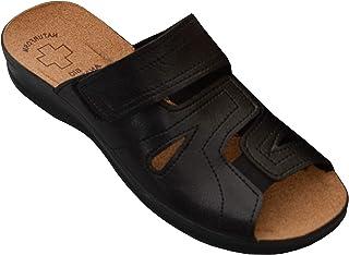b8c68eec8d7755 BeComfy Chaussures de Travail pour Femmes Chaussures de Ville - Chaussures  médicales - Sandales - Confort
