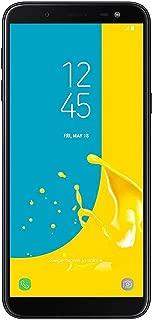 Samsung Galaxy J6 SM-J600F Akıllı Telefon, 32 GB, Siyah (Samsung Türkiye Garantili)