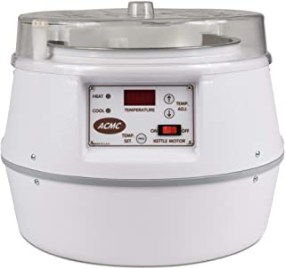 ACMC Tabletop Chocolate Tempering Machine Digital Temperature Readout 6 lb capacity