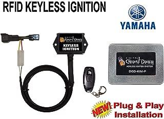 Keyless Ignition Module for Yamaha Raider Motorcycles