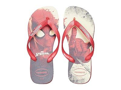 Havaianas Top Marvel Sandal (Ruby Red) Men