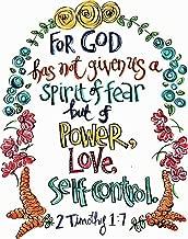 Best spirit of fear but of power Reviews