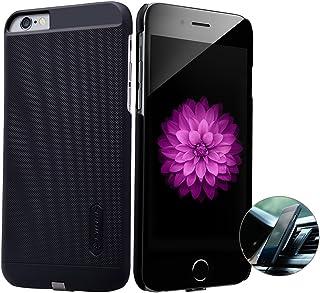 1b634b9d130 iPhone 6 / 6s Qi Receptor, Nillkin Ultra Slim Receptor de carga inalámbrica  Funda de teléfono Fuerte Funda magnética para Cargador de coche  Retroproyección ...