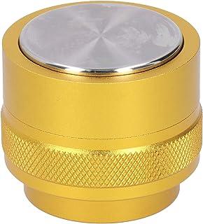 防錆絶妙な技量パウダーハンマー、滑り止めハンドル付きコーヒー愛好家のための家庭、オフィス、商業用のコーヒーディストリビューター(Golden)