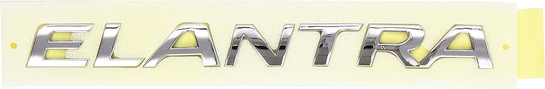 HYUNDAI 今ダケ送料無料 Genuine 86315-A5000 'Elantra' 訳あり Emblem