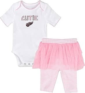 Outerstuff NHL Layette Newborn Cutie Dancer Tutu Legging Set