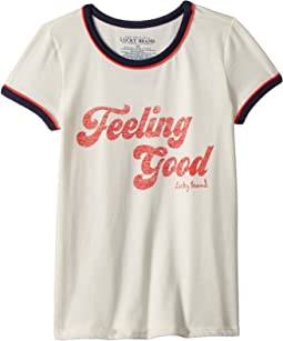Lucky Brand Kids Evie Tee (Little Kids)