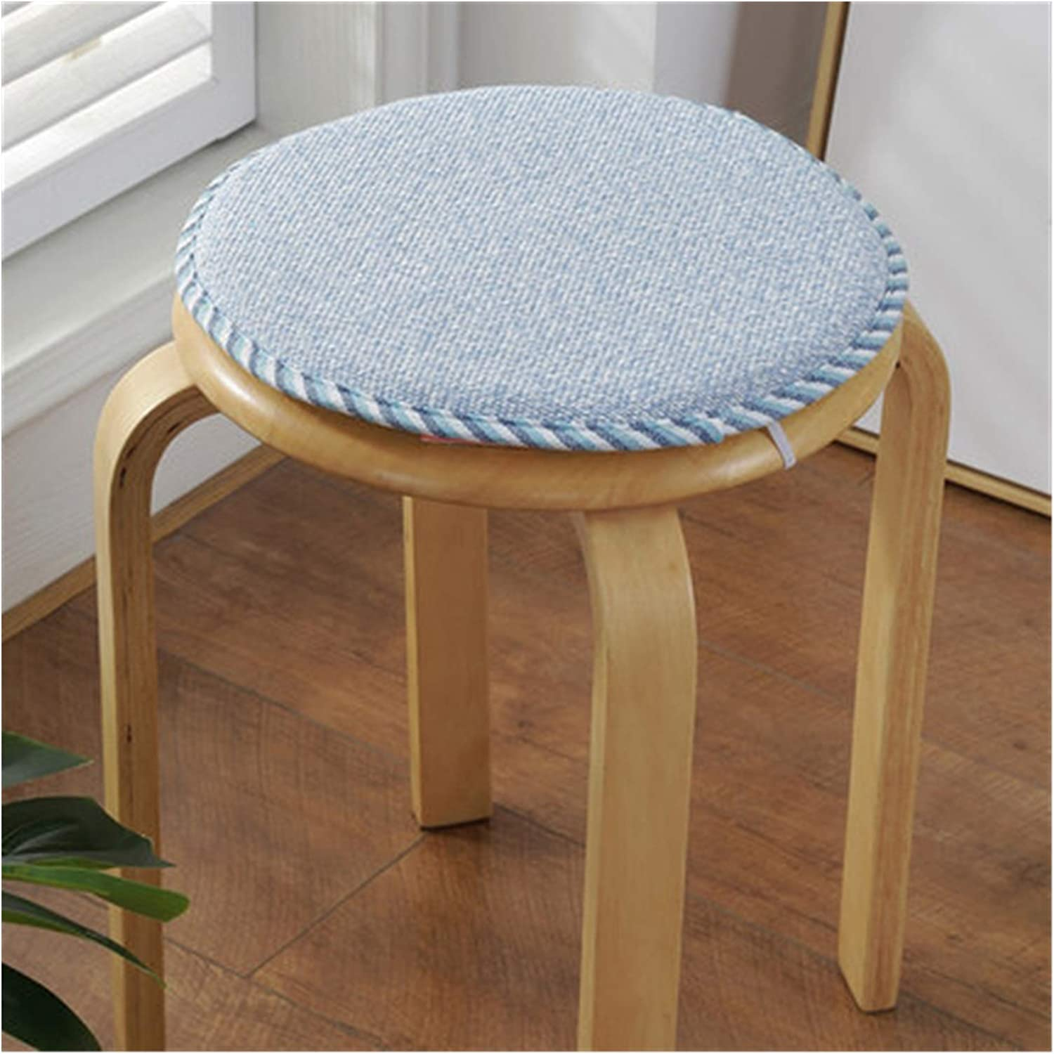 Raleigh Mall ZCPCS Winter Round Chair Cushion Soft Foam Seat Super Ho Credence