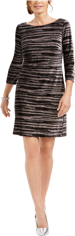 Jessica Howard Women's Shift Dress (Regular, Petite & Plus)