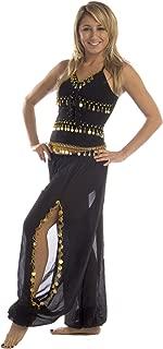 belly dancer costume set