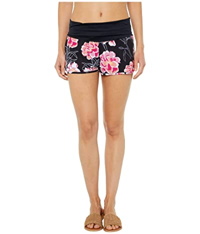 Roxy Endless Summer Printed Boardshorts (Anthracite Zilla) Women