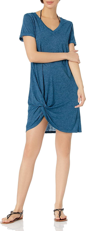 Body Glove Women's Standard April V-Neck Cover-up Dress
