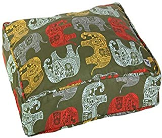 Molly Mutt Oversized Dog Bed Cover - Dog Calming Bed - Huge Dog Beds - Washable Dogs Bed Cover - Dog Bed for Extra Large D...