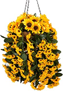 Best hanging flower baskets with lights Reviews