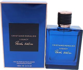 Cristiano Ronaldo Legacy Private Edition Eau De Parfum Spray By Cristiano Ronaldo For Men