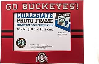 Collegiate Pulse Ohio State Buckeyes NCAA PVC Photo Frame