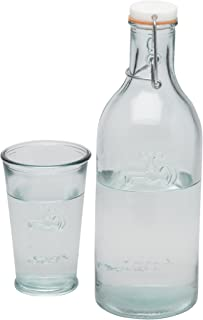 Jamie Oliver Water Carafe With Glass