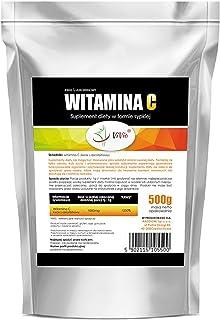 Vitamina C en polvo 500g | Ácido L-ascórbico | Pack Ahorro