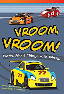 Vroom, Vroom! Poems About Things with Wheels (Fiction Readers)