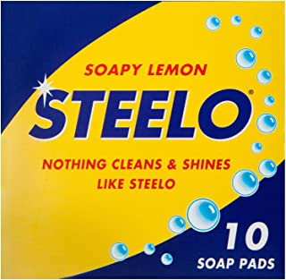 Steelo Soap Lemon (Count of 10)