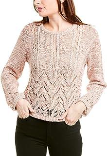 Women's Mixed Stitch Sweater
