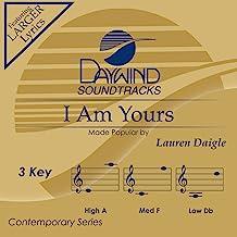 I Am Yours Accompaniment/Performance Track
