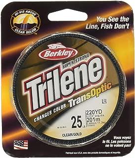 Berkley Trilene TransOptic Monofilament Fishing Line