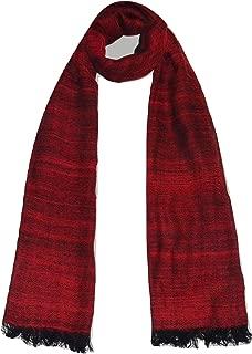 "100% Merino Wool Scarf,HERRINGBONE,Soft,Very Warm,Large (30""X80"") Winter Scarf."